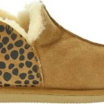 Shepherd Annie dames pantoffel – Bruin multi – Maat 36